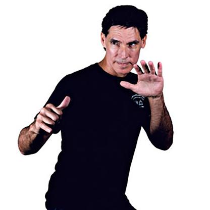 Burton Richardson (Author & Founder of Jeet Kune Do Unlimited)